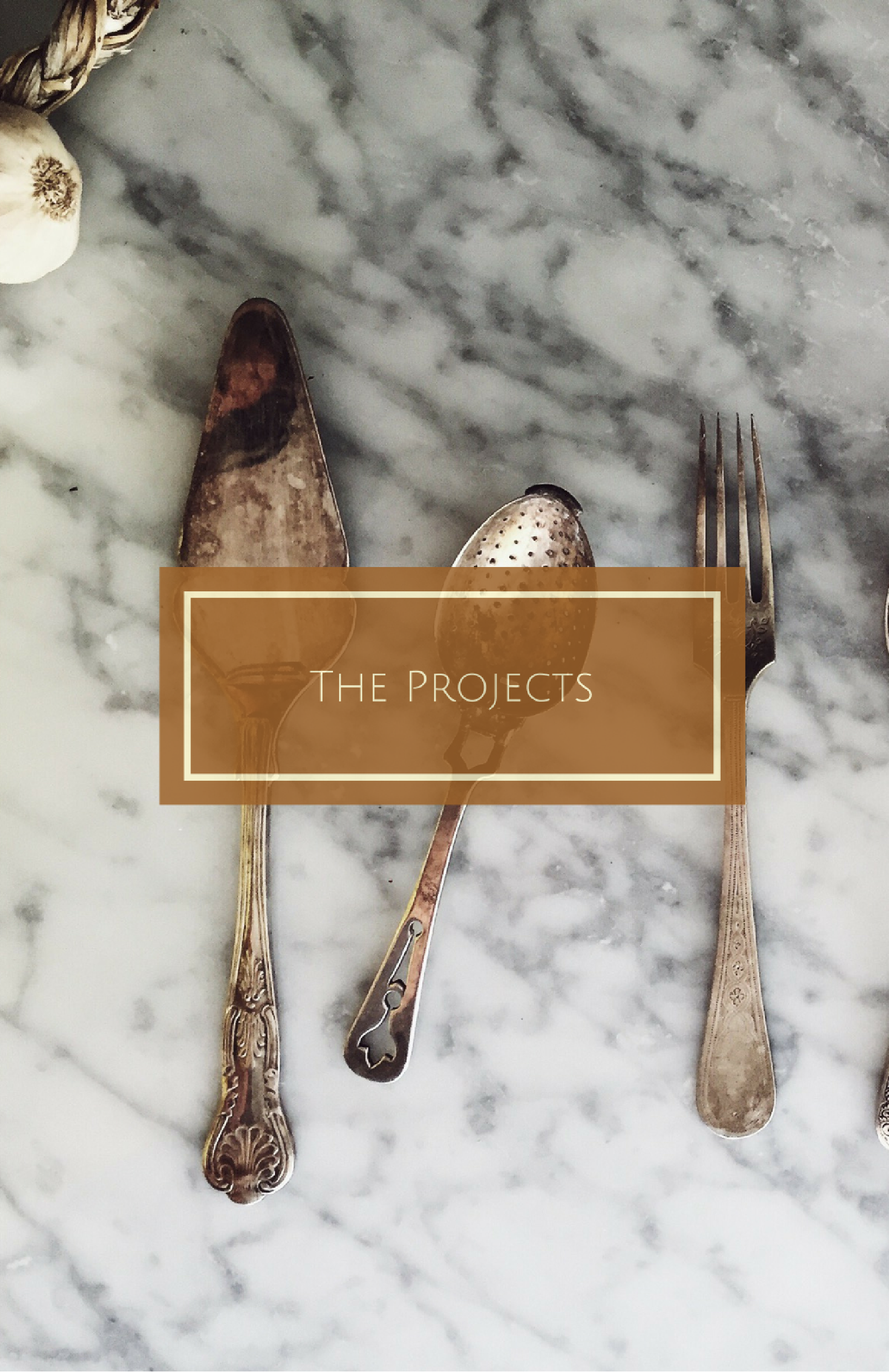 the cooking projects