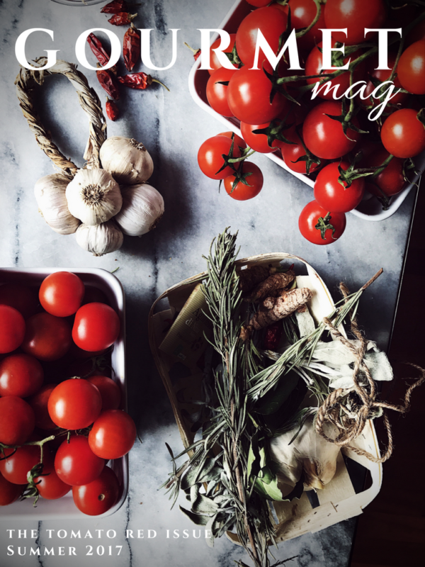 The Gourmet Mag, an Italian Food Magazine for Italian Food Lovers