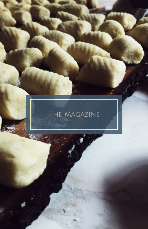 Introducing the ultimate secret delight_ an authentic Italian Food Mag