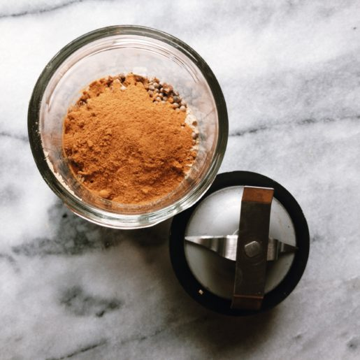 the very easy curry powder recipe gourmet project