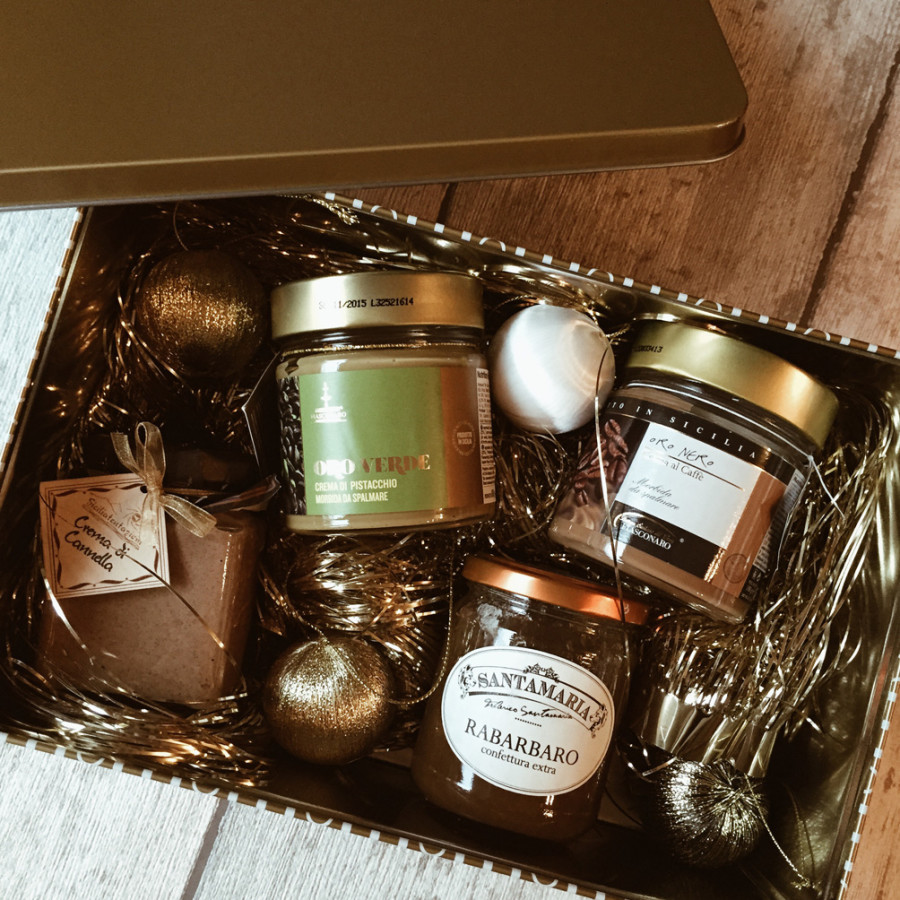 4 unique Food gift baskets ideas | Gourmet Project, an Italian food blog