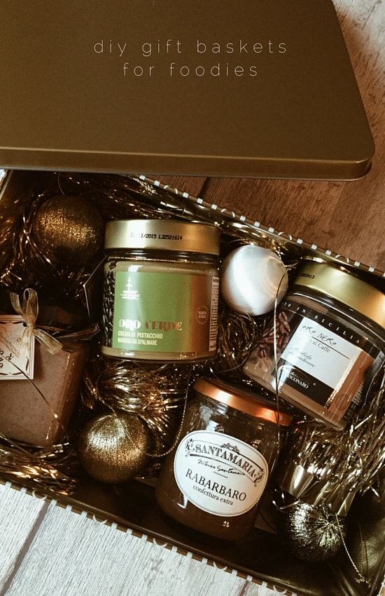 homemade christmas gifts christmas baskets diy get 3 unique diy food gift baskets ideas - Homemade Christmas Gift Basket Ideas