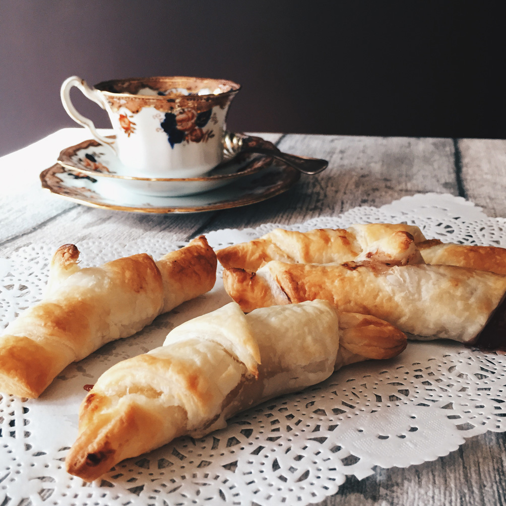 Peanut Butter Croissants (Groundnut Croissants) Recipes — Dishmaps