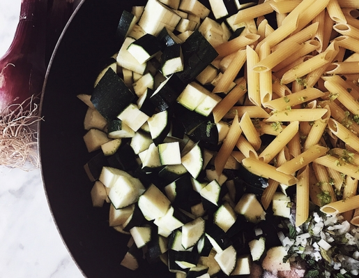 penne pasta recipes by Gourmet Project