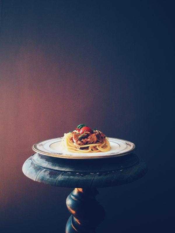 fresh tomato tuna pasta recipe