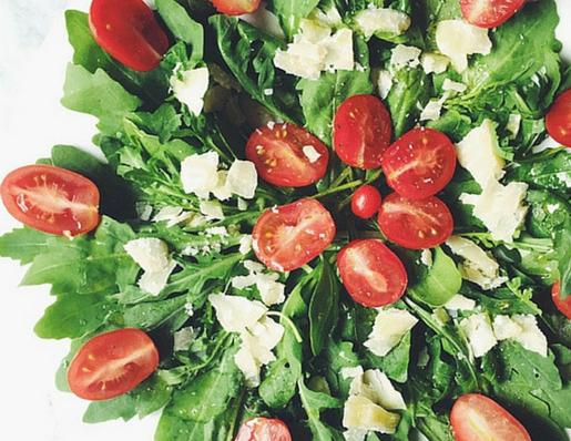 italian arugula salad