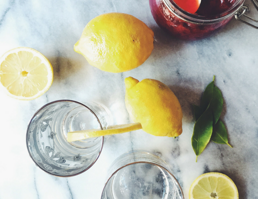 easy lemonade recipes by Gourmet Project