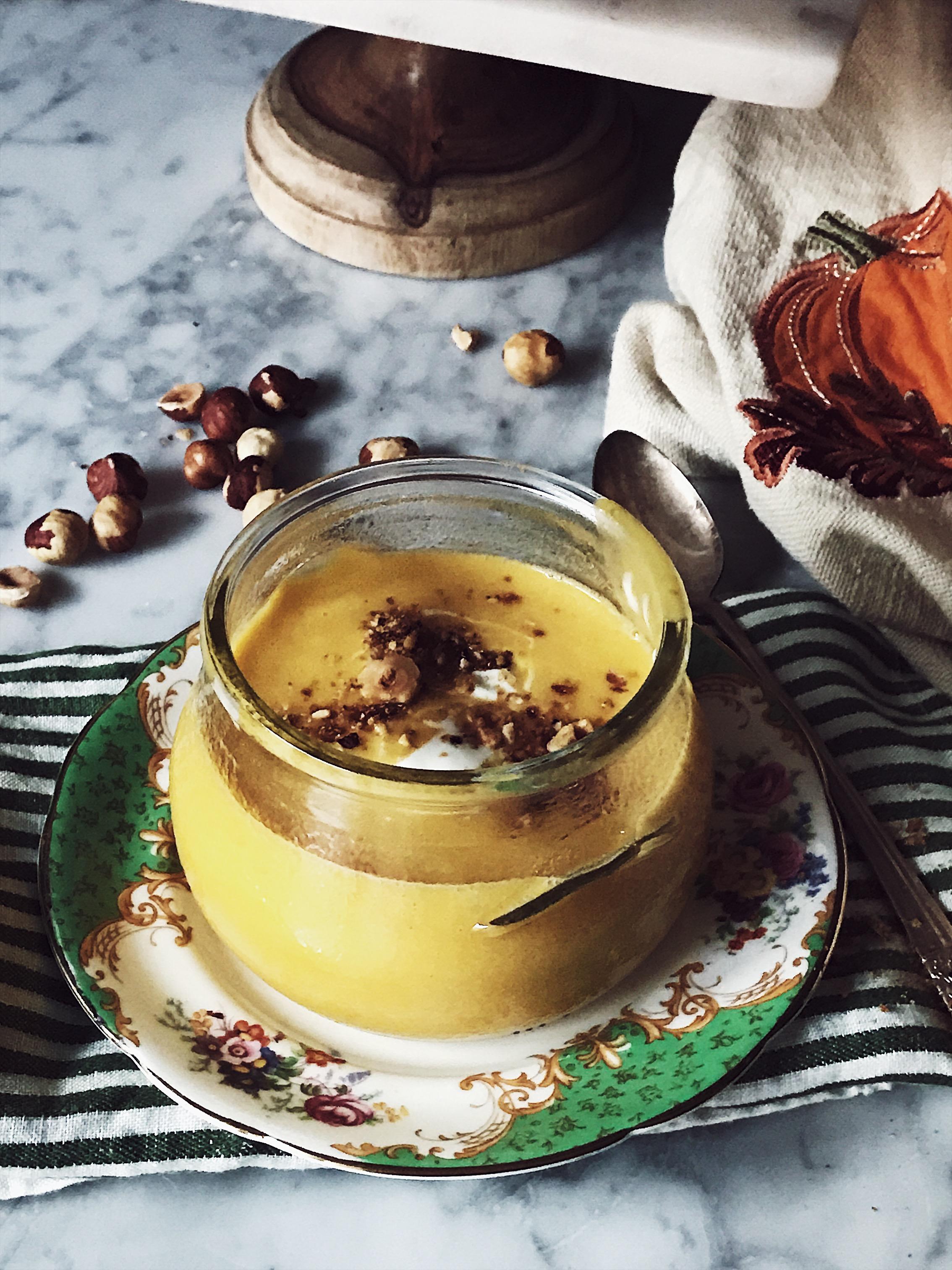 Creamy pumpkin soup recipe the italian way gourmet project creamy pumpkin soup recipe how to make creamy pumpkin soup the italian way get forumfinder Gallery
