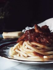 Chicken sugo pasta recipe #gourmetproject