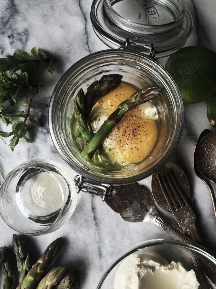 eggs en cocotte by gourmet project