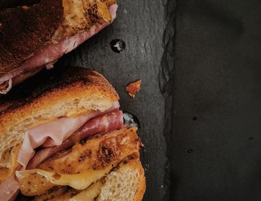 Italian panini recipes: a cuban sandwich made in italy