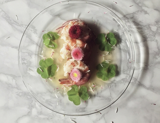 shrimp ceviche recipe by Gourmet Project