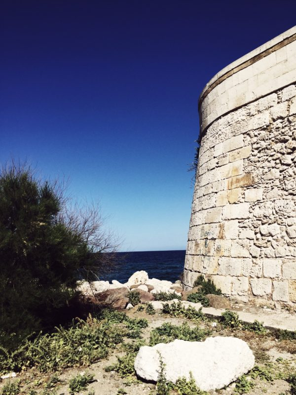 views of Ortygia