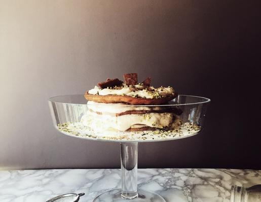 cannoli cake recipe from scratch