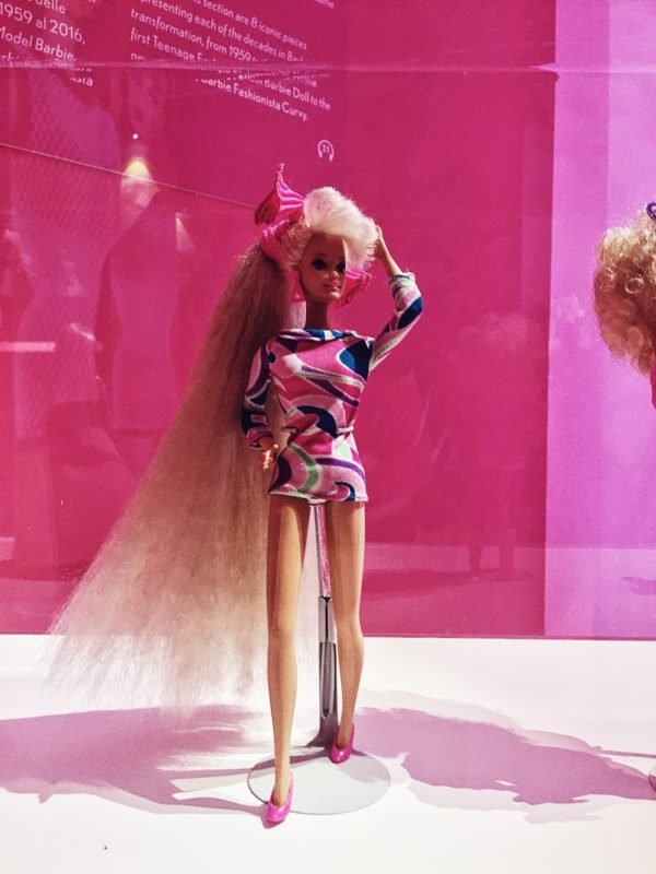 The 1992 Totally Hair Barbie is the best-selling Barbie to date.