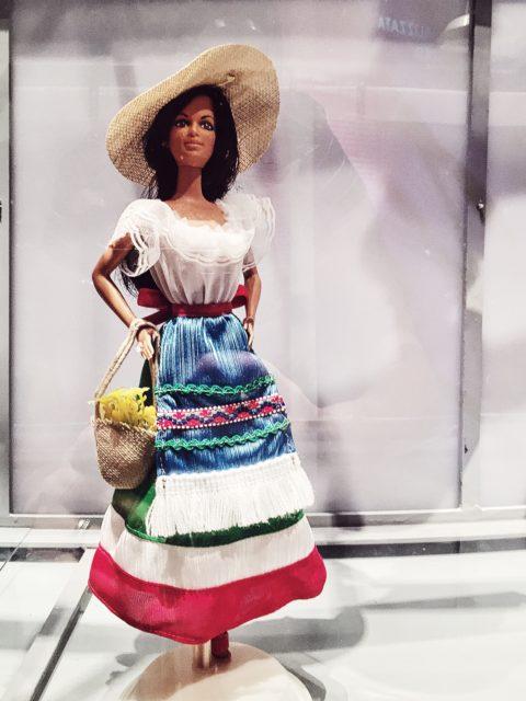 Italian Barbie