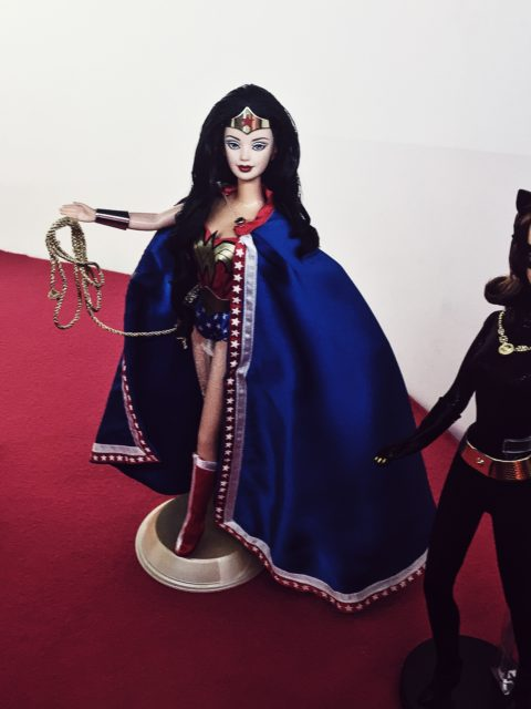 Wonderwoman Barbie