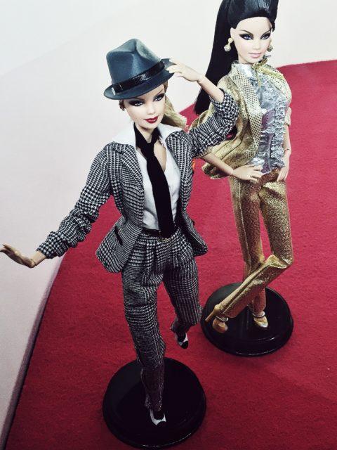 Frank Sinatra & Elvis Barbie