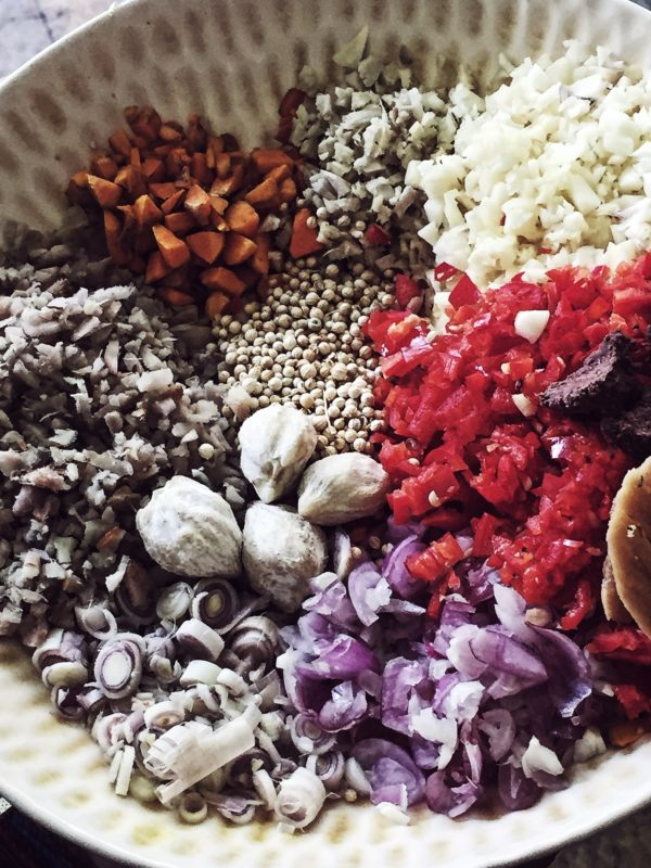 balinese spices