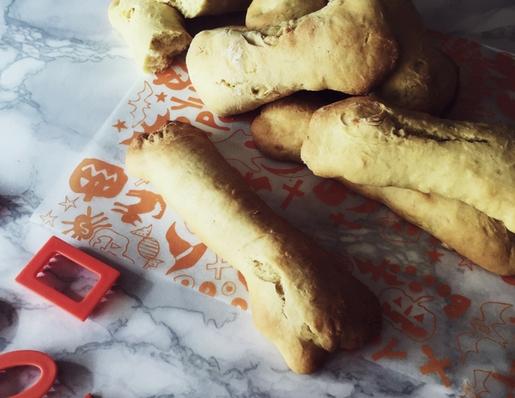 Italian cookie recipes: Sicilian ossa di morto