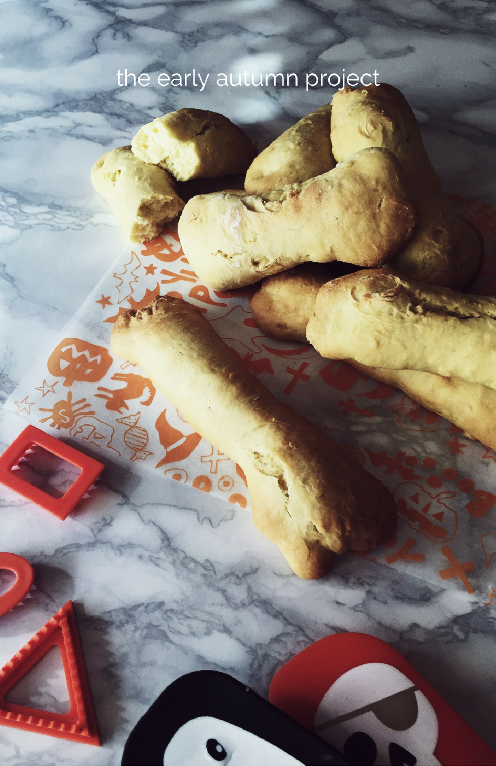Italian cookie recipes: Sicilian ossa di morto