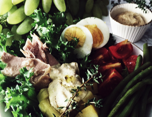 nicoise salad recipe by Gourmet Project