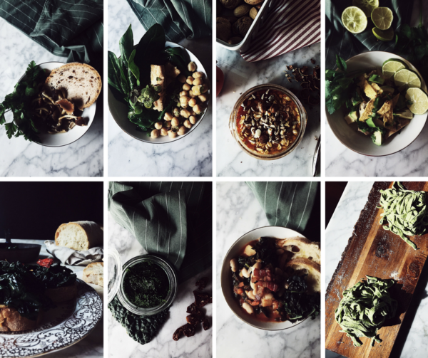 winter recipes by gourmet project
