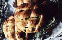 pan di ramerino: la ricetta del pane dolce pasquale toscano