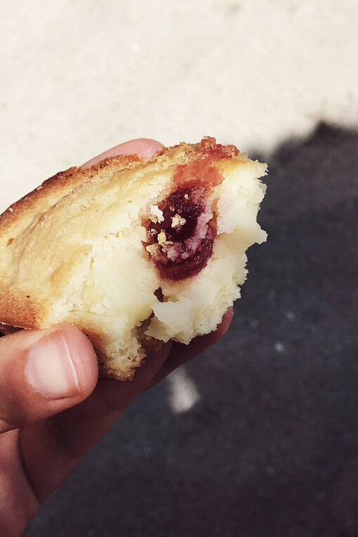 pastry cream recipe for Italian pastries