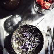 Gourmet Mag: The Floral Issue