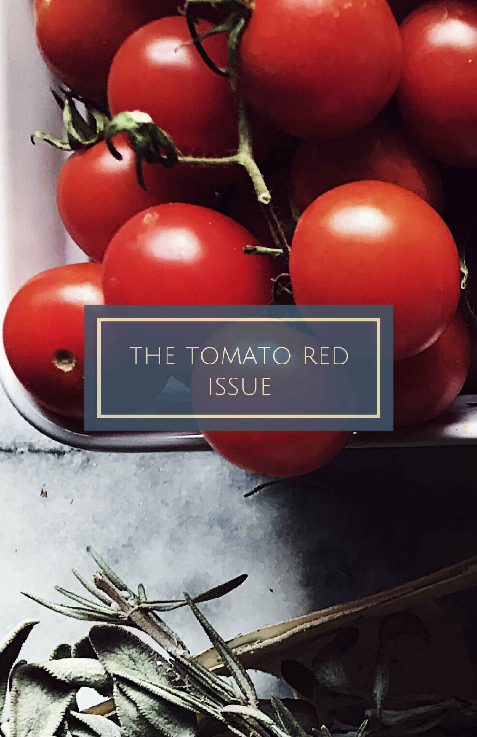 Gourmet Mag: The Tomato Red Issue