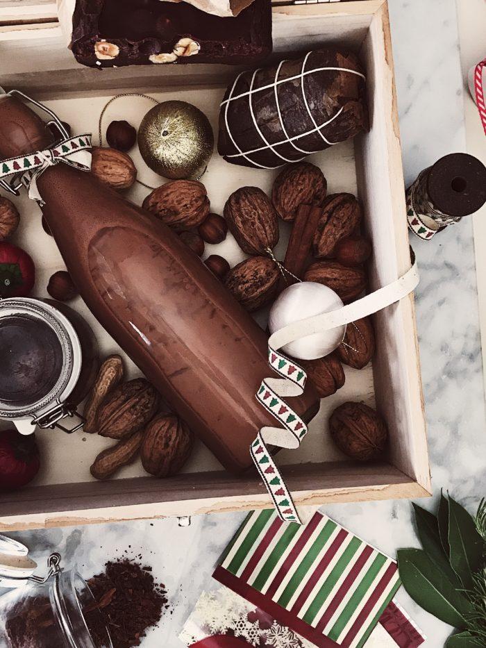 Chocolate Italian Gift Basket_Gourmet Mag_Italian cooking magazine_Gourmet Project