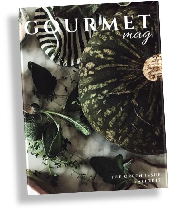 The Gourmet Mag_an Italian food magazine for Italian food lovers