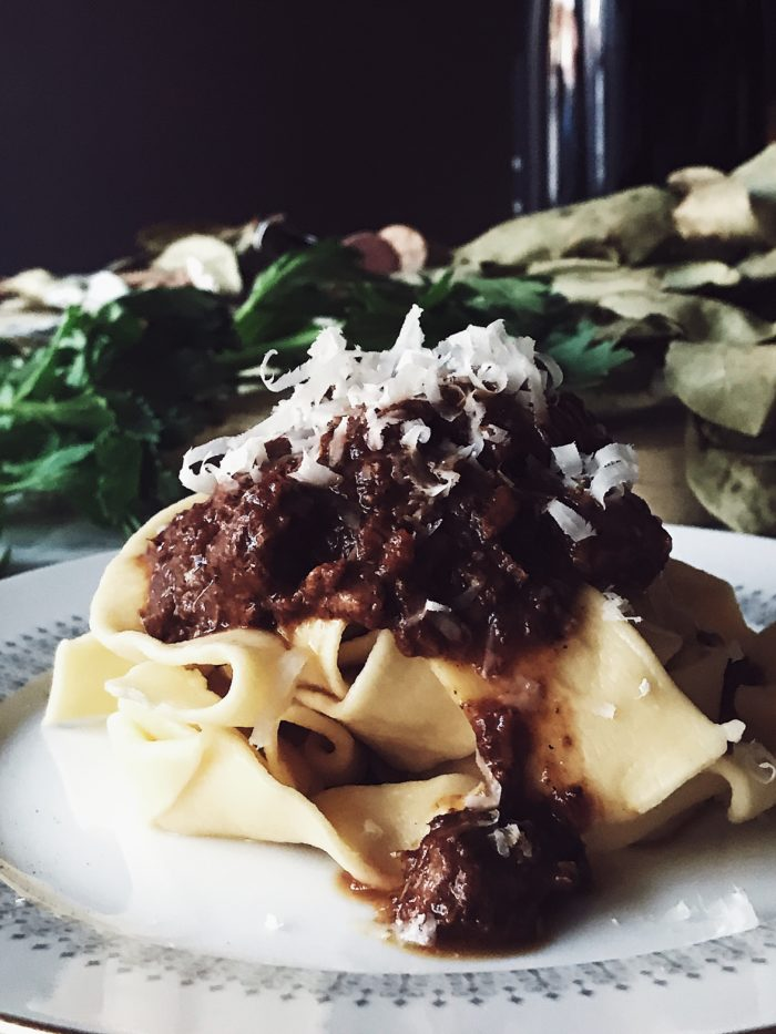 Thanksgiving recipes_Duck recipes_Authentic Italian recipes_ragù recipes_Gourmet Mag_Italian cooking magazine
