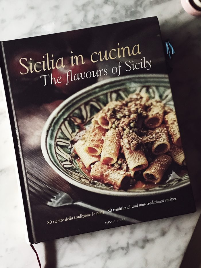 Sicilia in Cucina: The Flavours of Sicily cookbook