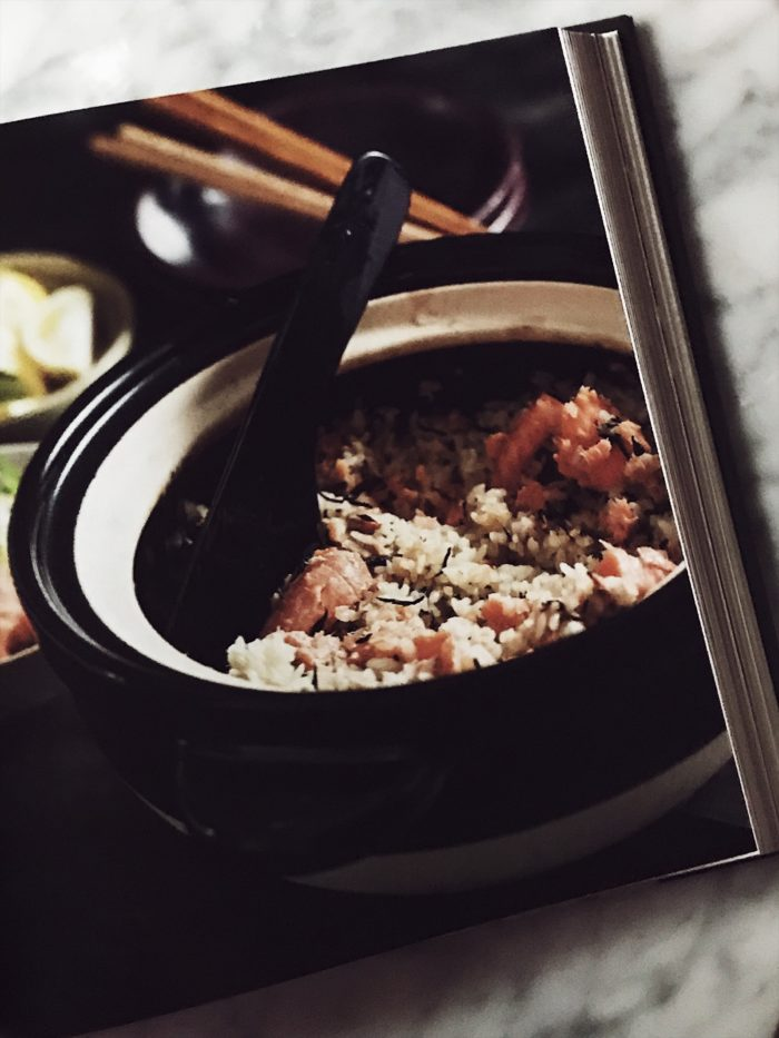 Donabe: Classic and Modern Japanese Clay Pot Cooking inside pages