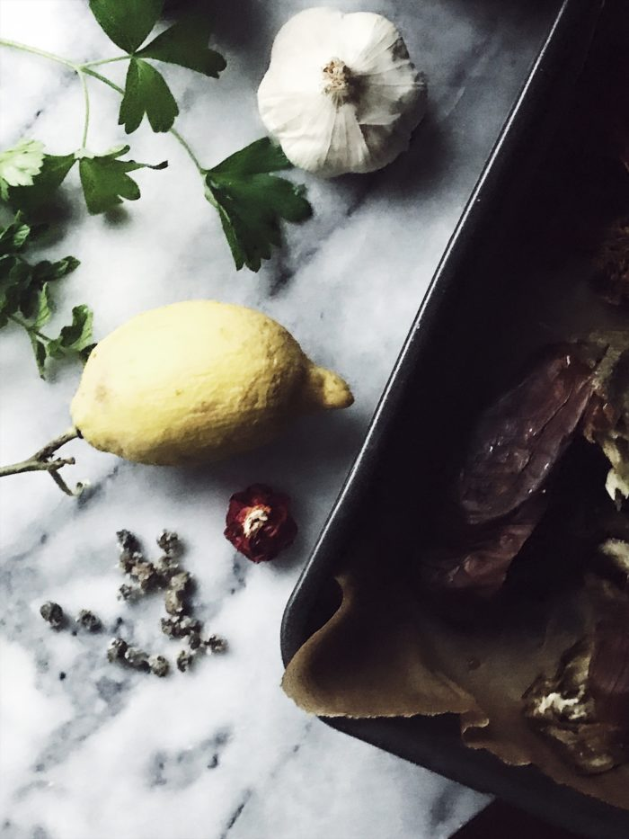 Eggplant dip from sicily: caviale di melanzane | Gourmet Project