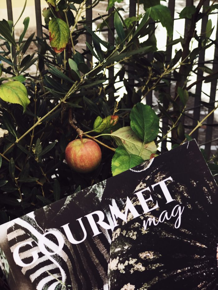 the Gourmet Mag. th Fall Issue
