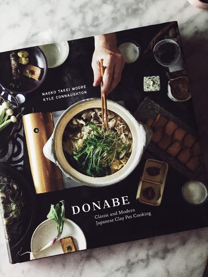Donabe: Classic and Modern Japanese Clay Pot Cooking cookbook