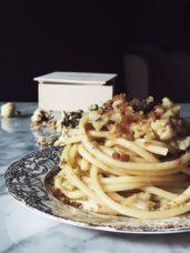 Sicilian cauliflower pasta by Gourmet Project