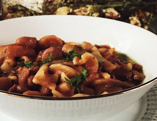 Pasta e fagioli recipe by Gourmet Project