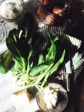 how to cook Swiss chard by gourmet project