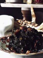Braised cavolo nero recipe #gourmetproject