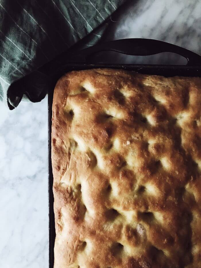 focaccia recipe authentic