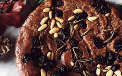 castagnaccio recipe