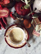 Stracciatella soup recipe #gourmetproject #christmasrecipes