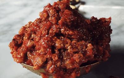 authentic Italian beef ragu recipe from Modena
