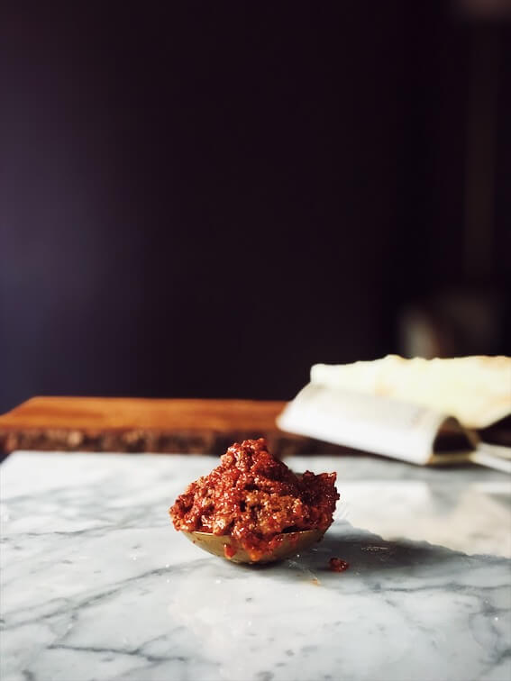 ragu recipe from Modena a spoonful