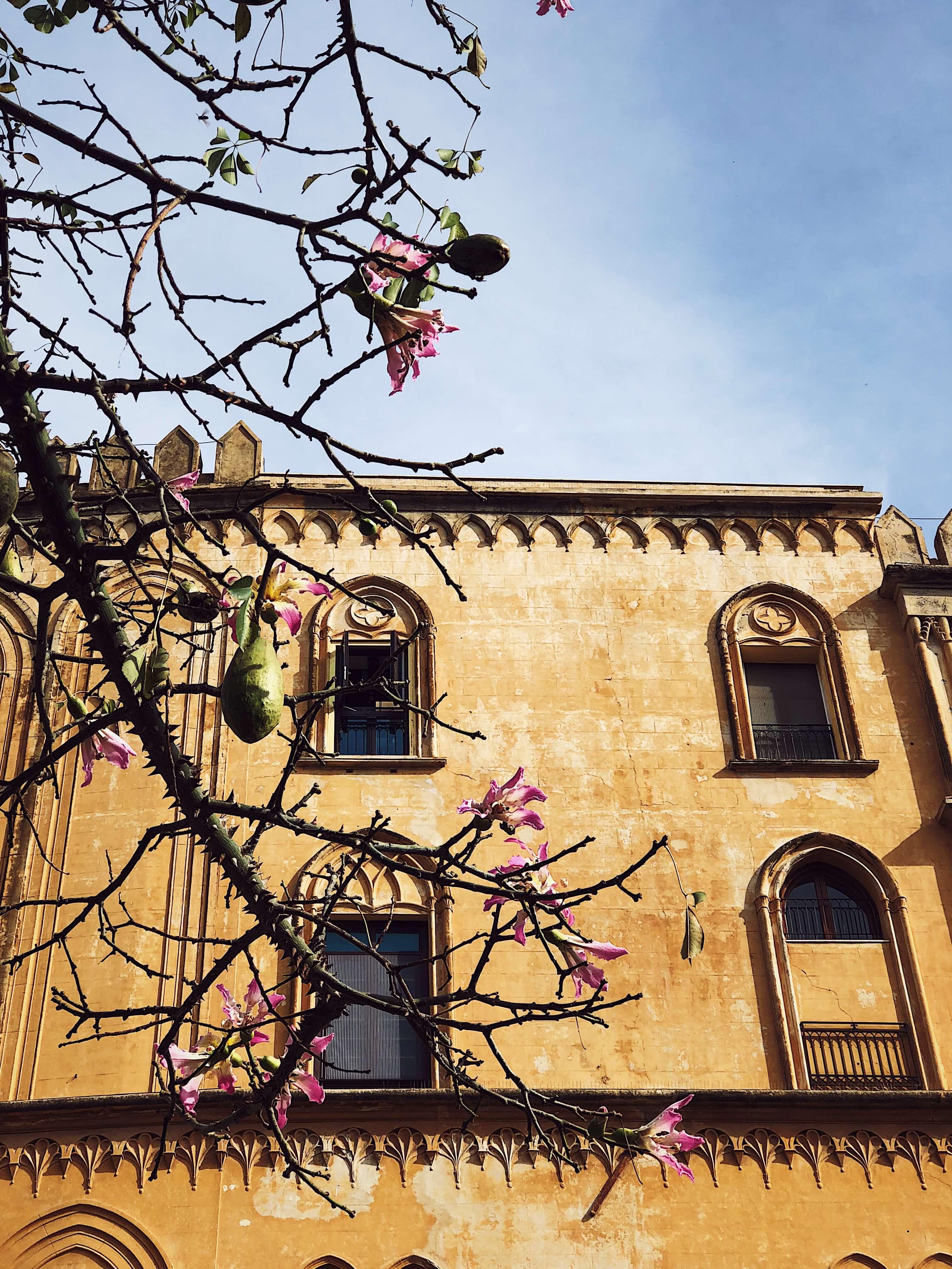 Palermo's palazzo Normanni