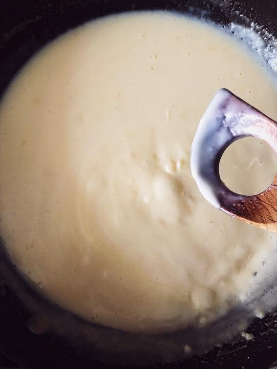 bechamel sauce recipe for lasagna